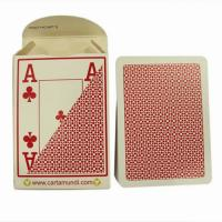 Wholesale XF Belguim|Copag 4 corner index|Black|Poker Size|Single Deck|Poker Analyzer|Contact lens|magic dice|marked cards from china suppliers