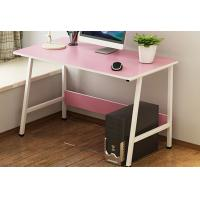 Wholesale Pink Color Economical Bedroom Desktop Pc Desk Table Oem Service Welcome from china suppliers