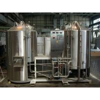 Wholesale 1000L brewing system craft beer making production line from china suppliers