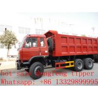 Wholesale Diesel 210hp 16CBM Dongfeng 6x4 Tipper for sale from china suppliers