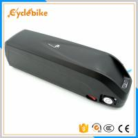 Wholesale High quality CE 36v10ah Lithium Battery Pack for E-bikes from china suppliers