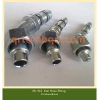 Wholesale IRON Refrigerant  hose fittings from china suppliers