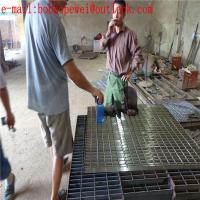 Buy cheap stair treads steel grating/grating steel structural/metal slot drainage cover steel grating/32 x 5mm grating from wholesalers