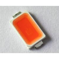 Quality Red SMD 3528 Led Light Chip / Waterproof 660nm Brightest Led Chip For Hydroponics Grow Light for sale