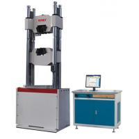 Buy cheap Computer Screen Display Hydraulic Universal Testing Machine for 2000KN from wholesalers