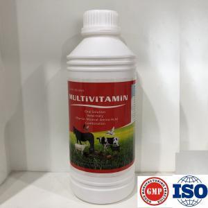 Buy cheap Vitamin Vit AD3EK3 Oral Solution Multivitamin For Animals Veterinary Use from wholesalers