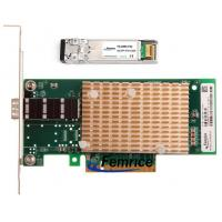 Wholesale Femrice 10G 1 Port Gigabit Ethernet Server And Workstation Application Server Interface Card With SFP-10G-LR Module from china suppliers