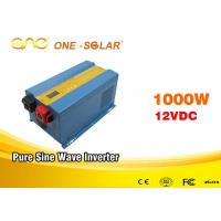 Wholesale Off Grid UPS Dc Ac Solar Inverter Charger 1kw Intelligent Cooling Fan Control System from china suppliers