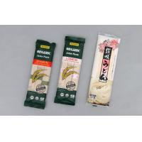 Quality 3 Side Heat Sealing Moisture Proof Plastic Bags For Packaging Noodles for sale