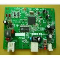 Wholesale Printed Wiring Board Prototype PCB Assembly With Circuit Card Connector from china suppliers