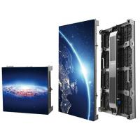Wholesale Aluminum Cabinet High Definition Indoor Rental Led Screen , Seamless Led Video Wall Hire from china suppliers