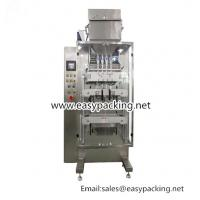 Wholesale Automatic multi lanes packinggranule packing machine/Snack packaging machine from china suppliers