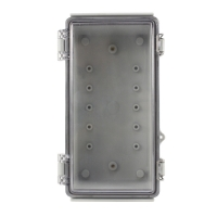 Buy cheap Outdoor IP65 Watertight Enclosure With Hinged And Latching Lid from wholesalers