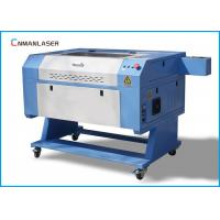 Wholesale High Accuracy Mini Laser Cutting Machine For Wood / Glass Crystal from china suppliers