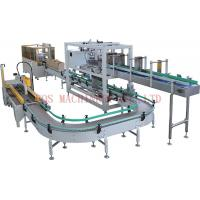 Wholesale 24 PET Bottles Per Carton Automatic Packing Machine EQS-X15 CE ISO Certificated from china suppliers