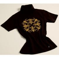 Wholesale Glitter decoration on trendy t-shirts or jeans (textile) from china suppliers