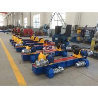 Wholesale 10T Conventional Tank Rotators Self Alignment Welding Manipulators from china suppliers