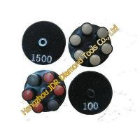 Wholesale concrete floor grinding and polishing pads from china suppliers