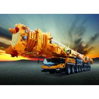Wholesale Large Mobile Truck Loading Crane 100t For Construction Industry Spacious Cab from china suppliers