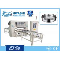 Wholesale Cookware Food Steamer Grill Welding Machine , Stainless Steel Round Wire Spot Welders from china suppliers