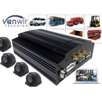 Wholesale Mobile DVR 8ch Shock-Proof with 2.5inch HDD, 3G GPS WIFI G-sensor from china suppliers