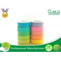 Wholesale Coloured Printed Parcel Tape , Transparent Bopp Tape For Paper Sealing from china suppliers