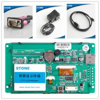 Quality Uart Serial USB Interface Touch Screen Module Picture Intelligent LCD Control Board for sale