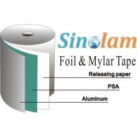 Buy cheap Aluminum tape from wholesalers