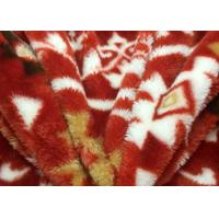 Wholesale Environmental Colorful Flower Pattern Print Berber Fleece Fabric Sherpa Cloth Lining Fabric from china suppliers