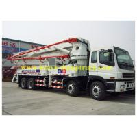 Wholesale OEM Concrete Pump Truck CYH51Y 42 meters operation height with strong chassis from china suppliers