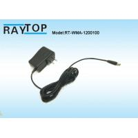 Wholesale High Efficiency Wall Mount Power Adapter Ac Dc Power Supply US Plug 12V 1000mA from china suppliers