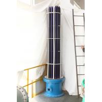 Quality Chemical and agrochemical industry Multi Tube Glass Lined Heat Exchanger for sale