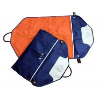 Wholesale Eco-Friendly Navy Nylon Fabric Suit Garment Bag For Suit Packaging from china suppliers