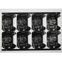 Wholesale Black SMD Prototype Printed Circuit Board Immersion Tin with UL Mark for FM Radio from china suppliers