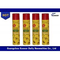 Wholesale Oil Based Aerosol Insect Killer Spray Safe Indoor Bug Spray Organic Synthesis from china suppliers