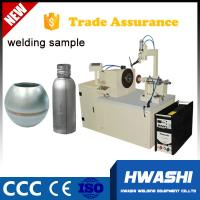 Wholesale Panasonic MIG Tig Welder / Steel Rould Pot Auto Welding Machine high speed from china suppliers