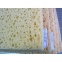 Car Cleaning compressed cellulose sponge Unevenly Wood pulp fibers