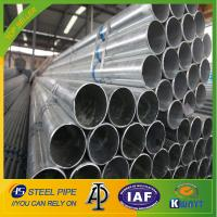 Wholesale Big Outer Diameter hot dipped galvanized steel pipe from china suppliers