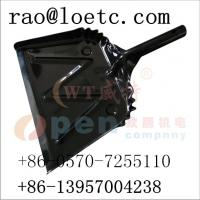 Buy cheap steel  dustpan from wholesalers