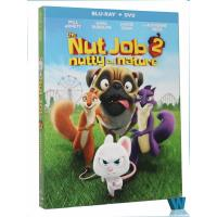 Wholesale 2018 The Nut Job 2 Blue ray kids cartoon Movies hot The Nut Job 2 Blu-ray disney dvd movie for children drop shipping from china suppliers