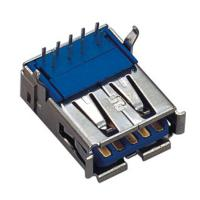 Wholesale Computer Pin Connectors USB 3.0 A Type 9p Right Angle SMT SINK Stype 3.50mm from china suppliers