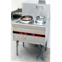 Wholesale 370W Silver Natural Gas Cooking Stove , Commercial Kitchen Equipments from china suppliers