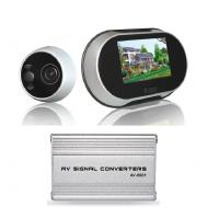 Wholesale 3.5 inch TFT color display digital doorbell viewer  with AV function for muslim family from china suppliers