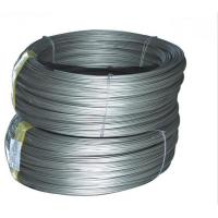 Wholesale Electric / Hot-dipped / Zinc-Aluminum Coating Galvanized Steel Wire from china suppliers