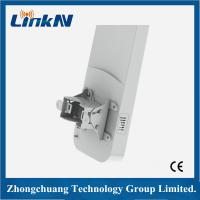 Wholesale Long Distance Wireless Outdoor CPE Bridge Product integrated 18dBi Antenna from china suppliers