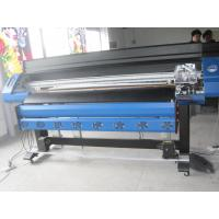 Wholesale 1.8M Large Format Eco solvent printer in 3 pcs Epson DX7 head for Flex Banner from china suppliers