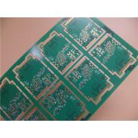 Wholesale Thin PCB Built On 0.4mm thick FR-4 With 4 Layer Copper and Immersion Gold from china suppliers