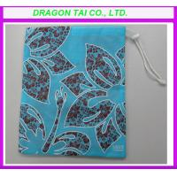 Wholesale Nylon drawstring gift bags, drawstring pouch, draw string bag from china suppliers