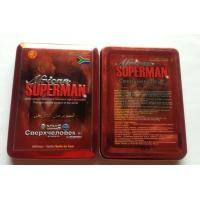Wholesale MMC African Superman sexual Pills Best Erection Natural Male Performance Enhancers from china suppliers