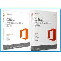 Wholesale Microsoft Office  2016 Professional Retail Box Microsoft Office Product from china suppliers